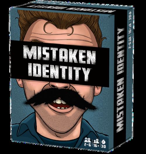 Mistaken Identity (On Order)