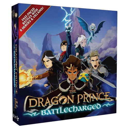 The Dragon Prince: Battlecharged (On Order)