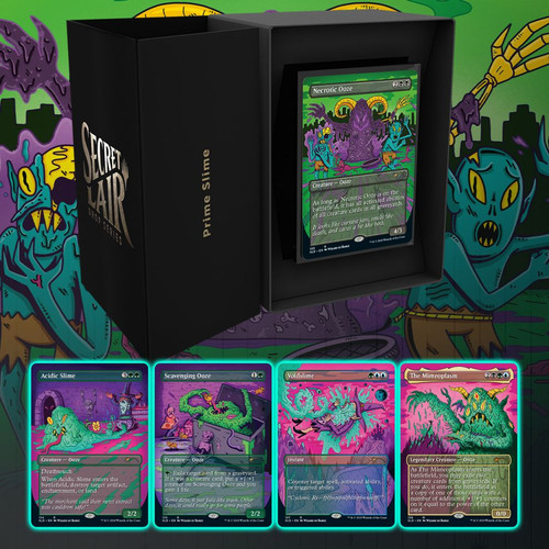 Prime Slime—Secret Lair, Magic: the Gathering  (Sold Out)