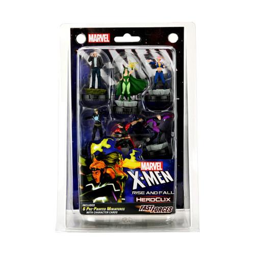 Fast Forces, X-Men Rise and Fall—HeroClix (Pre-Order)