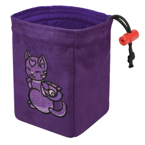 Dice Bag Charmed Cat