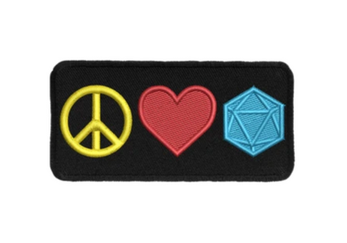 Patch: Peace Love and D20