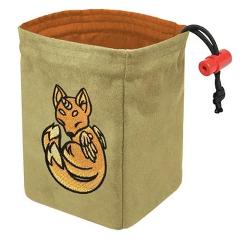Dice Bag Charmed Fox