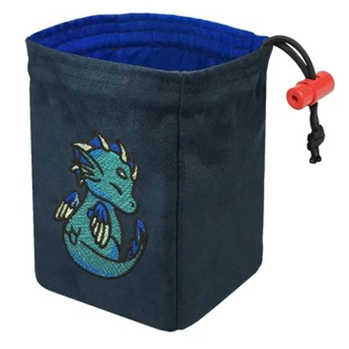 Dice Bag Charmed Sea Dragon