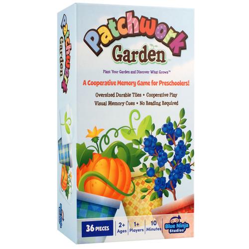 Patchwork Garden box