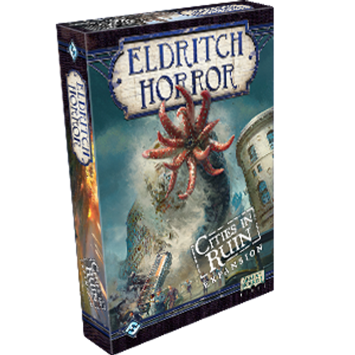 Eldritch Horror: Cities in Ruin (Expansion)
