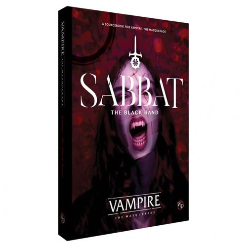 Vampire The Masquerade: Sabbat: The Black Hand (Pre-Order)