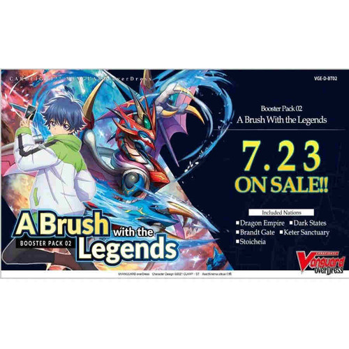 A Brush with the Legends promo image