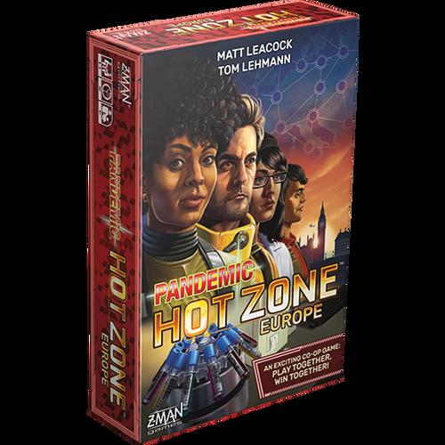 Pandemic: Hot Zone: Europe