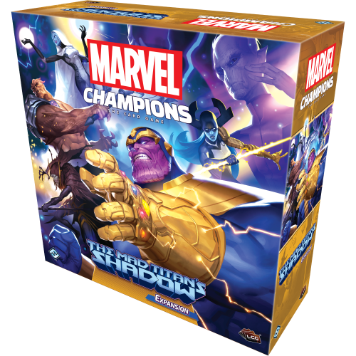 Mad Titans Shadow Expansion