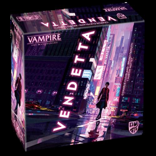 Vampire Masquerade: Vendetta (Sold Out)