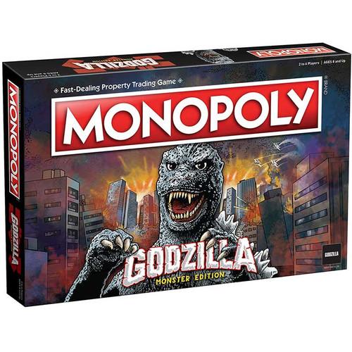 Godzilla Monopoly (Sold Out)