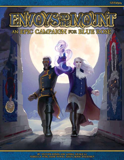 Blue Rose: Envoys to the Mount (Pre-Order)