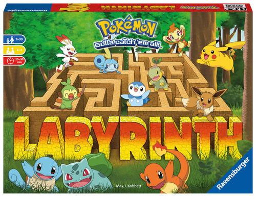 Pokémon Labyrinth (On Order)