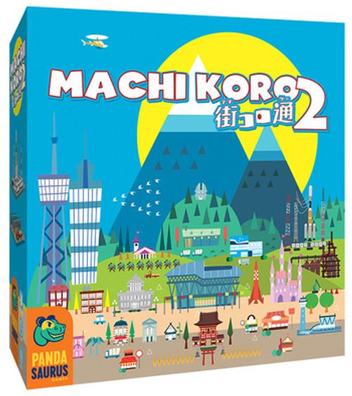 Machi Koro 2