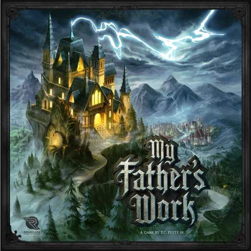 My Father's Work–with Kickstarter perks & stretch goals (Pre-Order)