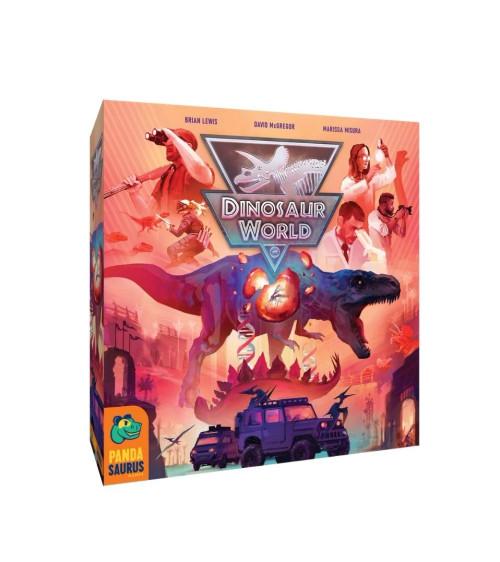 Dinosaur World, Extreme Edition–with Kickstarter stretch goals