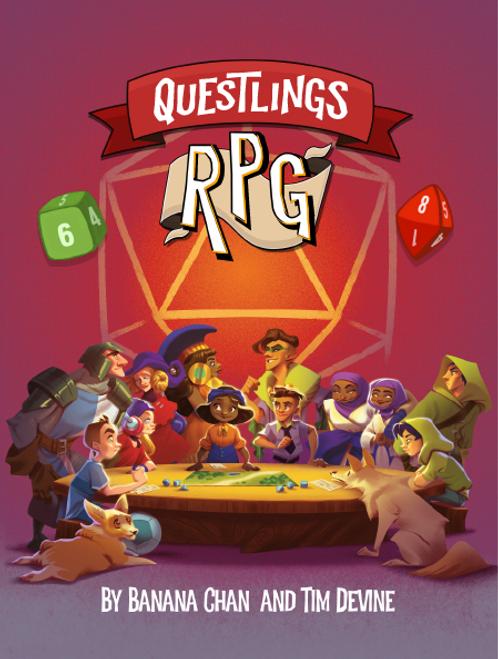 Questlings RPG (On Order)