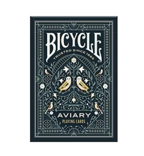 Cards: Bicycle Aviary
