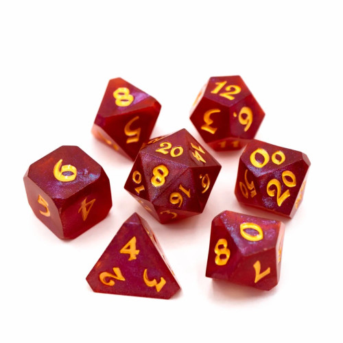 Avalore Enchanted Little Red Dice Set (Sold Out)