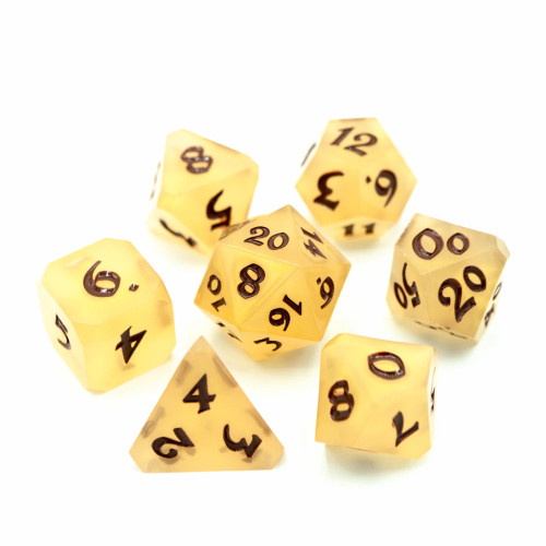 Honey Dice Set (Sold Out)