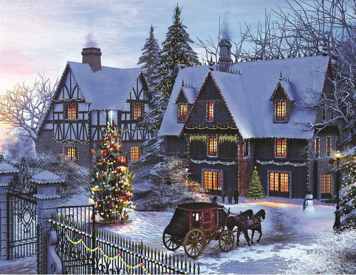 Home For Christmas 1500pc
