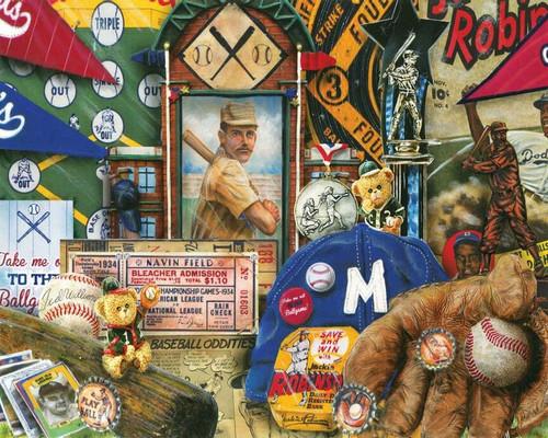 Vintage Baseball 1000pc