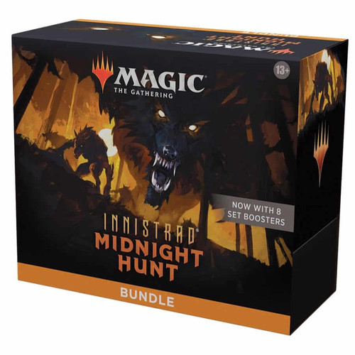 Bundle, Innistrad Midnight Hunt—Magic: the Gathering (Pre-Order)