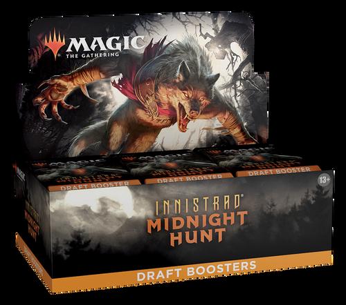 Draft Booster, Innistrad Midnight Hunt—Magic: the Gathering