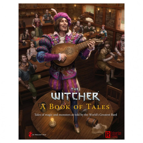 Witcher RPG: A Book of Tales