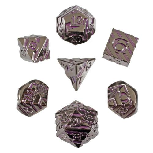 Dark Cortex, Metal Dice Set