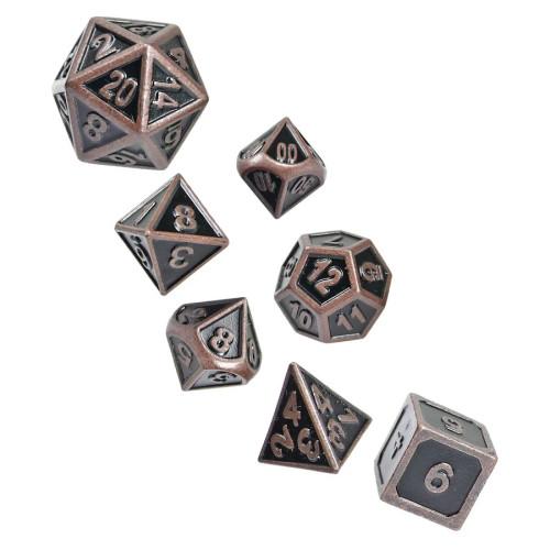 Druidic Forged, Metal Dice Set