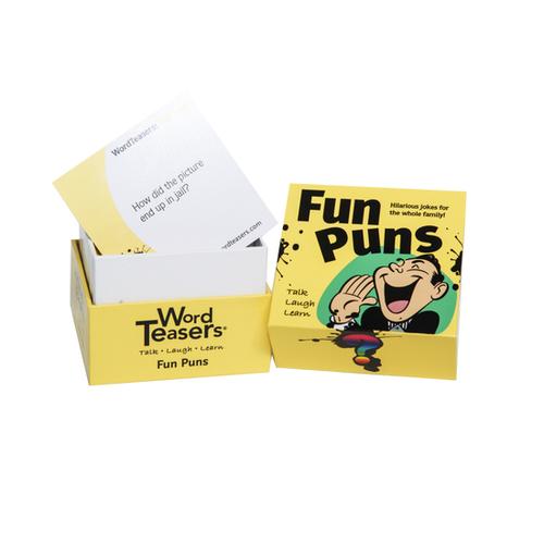 Fun Puns Word Teasers