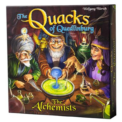 Quacks of Quedlinburg: The Alchemists Expansion (In-Store Pickup Only) (On Order)