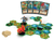 Image of some game components of Fairy Tile.