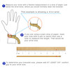 Ridged Rolo Chain for Interchangeable Medical Alert ID Bracelet - Size