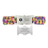 Paracord Custom Engraved Medical Alert Bracelets with Dual-side Release ID Buckle, Red-Camo Green - Color and Size