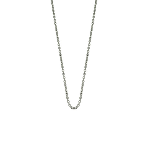 Pure Titanium Cable 24/28-Inch Chains  for Medical Alert ID Necklaces - Size