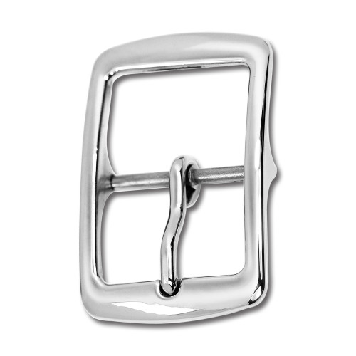 """Heavy Duty Precision Cast SUS304 Belt Buckle for 38mm / 1.5"""" Leather Belts"""