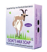 Fresh Goat's Milk Cleansing Bar 120g - Lavender