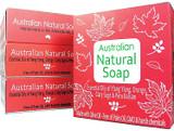 Australian Natural Soap 120g - Red Box