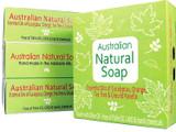 Australian Natural Soap 120g - Green Box
