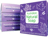 Australian Natural Soap 120g - Purple Box