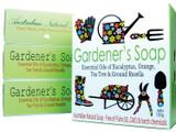 Gardener's Natural Soap 120g