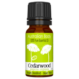 Cedarwood - 100% Pure Essential Oil (10ml)