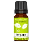 Bergamot - 100% Pure Essential Oil (10ml)
