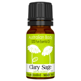 Clary Sage - 100% Pure Essential Oil (10ml)