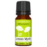 Lemon Myrtle - 100% Pure Essential Oil (10ml)