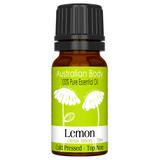 Lemon - 100% Pure Essential Oil (10ml)