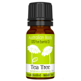 Tea Tree - 100% Pure Essential Oil (10ml)